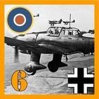 La Batalla de Inglaterra #6 La Batalla del Canal, 10 de Julio a 7 de Agosto 1940