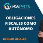 Obligaciones fiscales como autónomo