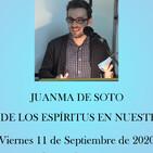 Influencia de los espíritus en nuestro dia a dia por Juanma de Soto