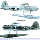 Las Alas de la Luftwaffe: Hidroaviones (3) #Historia #Política #podcast #SegundaGuerraMundial