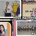 Agustín Cabrera Santana, pregonero de las fiestas de Hoya Aguedita.