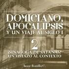 02 Mensaje a las 7 comunidades Pte 2 ¿Sinagoga de Satanás Un vistazo al contexto - Isaac Bonilla C.