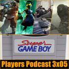 Shadows of the colossus, ¿Sobrevalorado?. Super Game Boy, la Switch de Nintendo en los 90, Players Podcast 3x05