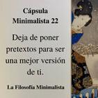 CM22 | Deja de poner pretextos para mejorar.