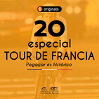 🇫🇷 20 Especial #TourACDP: Pogaçar es histórico   A la Cola del Pelotón