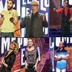 El Club de la Comedia T5x01 - Leo Harlem, Cristina Castaño, Santiago Segura, Agustín Jiménez y Dani Rovira