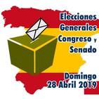 Elecciones generales en España.