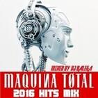 Dj Dalega - Maquina Total 2016 Hits Mix