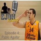 Entrevista Pablo Aguilar Final Eurocup (06/05/2014)