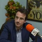 Crónicas. Con Miguel Ángel Recuenco, portavoz del PP de Leganés. Martes 16 junio.