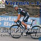 «Conocemos a Diego Pablo Sevilla, ciclista del Kometa Xstra» – 14/08/20 – P77T4