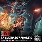 Ep 120: La Guerra de Apokolips