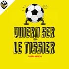 Ep 412: Quiero ser como Le Tissier 2x02 - Aitor Lagunas: El fútbol es infinito. Tienes que aprender a priorizar
