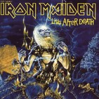 Iron Maiden - Live after death. 1985