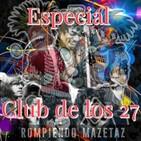 Club de los 27 (especial episodio # 27 3ra Temporada)