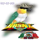 Alex Santos Sonido Bronx (07-07-20)