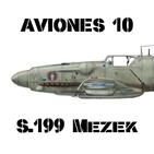 A10#30 Avia S.199 MEZEK