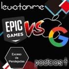 Epic games VS Apple y Google.
