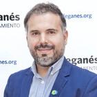 Crónicas. Con Carlos Delgado, portavoz de ULEG Leganés Jueves 21 mayo 2020.