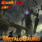 Ranking 2019 - La Era del MetaloSaurio (Edicion 331)
