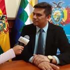Entrevista a Ademar Valda Ex-Consul de Bolivia
