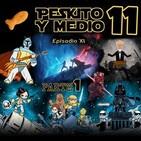 PYM 11.1 Vive y sé feliz. Star Wars Special