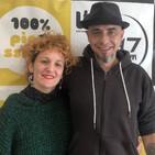 Manspreading: entrevista a Carlos i Clara Luna
