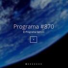 #870, el Programa Gemini