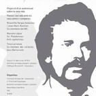 Acte 40è aniversari de la mort d'Oriol Solé Sugranyes