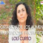 LA IMPORTANCIA DE LOS ALIMENTOS FERMENTADOS Y PROBIÓTICOS - Loli Curto ( Biocultura 2015 )