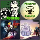 P2P 1x25. Noticias de la Semana, Days Gone, Old Man´s Journey, We Happy Few, Devil May Cry 5 +++