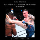 UFC Vegas 11 Covington vs Woodley RESUMEN