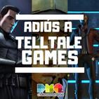 ¿Por qué cierra Telltale Games?