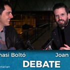 #69 - DEBATE con Joan Planas sobre Periodismo, Feminismo e Independencia