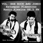 Vol. xxx rock and jondo-extampas flamencas