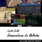 Capítulo 1x10: DF y otros juegos generadores de historias