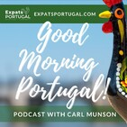 Covid19 Update for Portugal, Permaculture briefing & handpan recital with Lyndon Forster