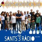 Sants-Montjuïc al dia (12/04/2019) Informatiu a Sants 3 Ràdio