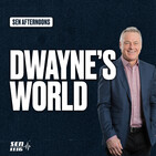 Simon O'Donnell on Dwayne's World - Thursday 9th April