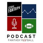 Ranking Tempranero Top 20 Fantasy Football 2020- EFP 158