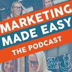 """Marketing Made Easy - from Get Savvy Club (#016: Joshua Sprague """"How To Write Your Non-Fiction Book In The Next 30"""