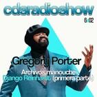 De Django Reinhardt a Gregory Porter 6x02 CDS RadioShow