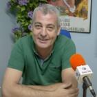 Crónicas. Con Vicente Astillero, alcalde de Casarrubuelos. Martes 9 junio.