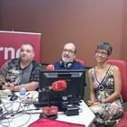 Cristina Mallor en el programa 'Del Campo a la mesa' de Radio Nacional de España