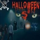 CODEX 6X79 Halloween 5. Películas de terror y misterio