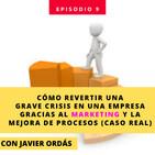 Cómo revertir una grave crisis en una empresa gracias al marketing y la mejora de procesos (Caso Real)