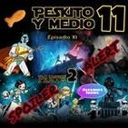 PYM 11.2 Vive y sé feliz. Star Wars Special - CON Spoilers Episodio IX