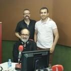 Guillermo Ripoll, del CITA de Aragón, en el programa 'Del Campo a la mesa' de RNE