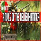 💀ANVILS OF THE HELDENHAMMER 💀 TRASFONDO y CONVERSIONES 💀