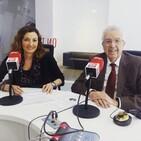 La coach ejecutiva, Dora de Teresa, entrevista al presidente del Cluster de Automoción (AVIA), Emilio Orta